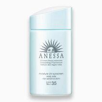 Moisture UV Mild Milk SPF35+ PA++++ (60ml) by Anessa