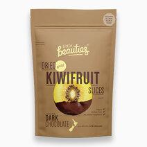 Re gold kiwifruit with dark choco