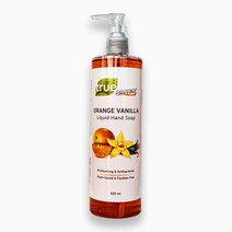 Re true protect liquid hand soap 500ml %28orange vanilla%29