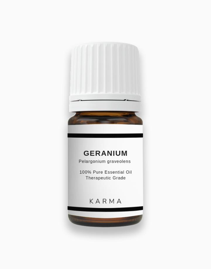 Geranium Essential Oil (5ml) by KARMA