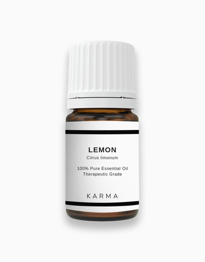 Lemon Essential Oil (5ml) by KARMA