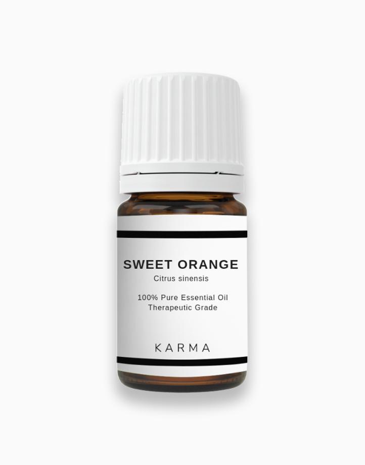 Sweet Orange Essential Oil (5ml) by KARMA