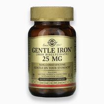 Gentle Iron (25mg, 90 Vegetable Capsules) by Solgar