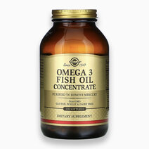 Omega-3 Fish Oil Concentrate (120 Softgels) by Solgar