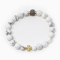 Divine Protection & Self Discovery Bracelet (Unisex) by The Calm Chakra