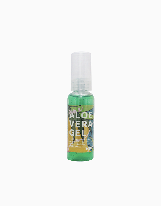 Aloe Vera Gel (50ml) by Strip It
