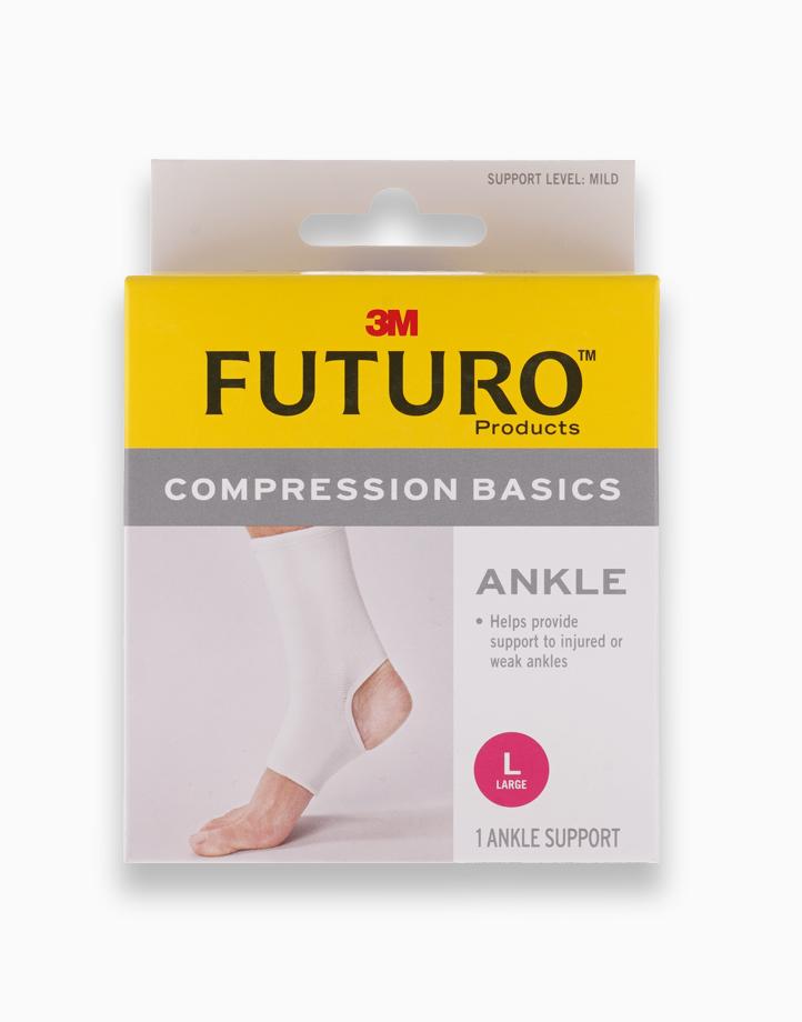 FUTURO Elastic Knit Ankle Support by Futuro | L