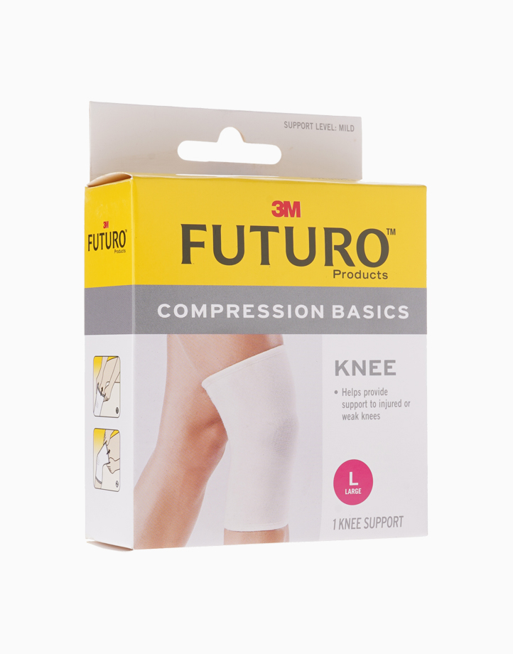 FUTURO Elastic Knit Knee Support by Futuro | L