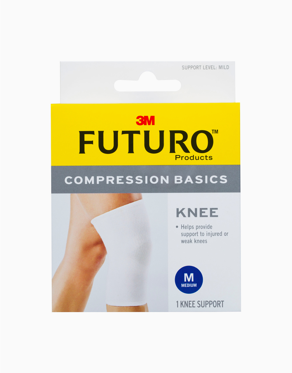 FUTURO Elastic Knit Knee Support by Futuro | M