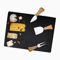 Re cheese set slate board %284pcs%29