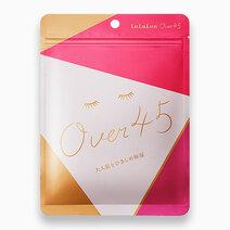 Re over 45 facial sheet mask camellia pink   7 sheets