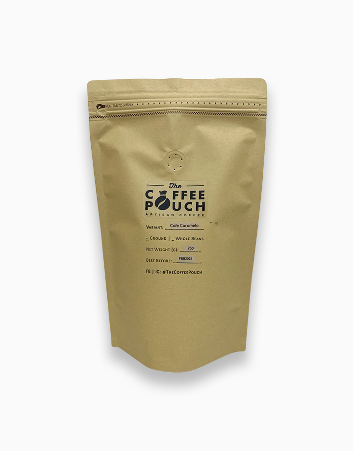 Cafe Caramelo by The Coffee Pouch Artisan Coffee