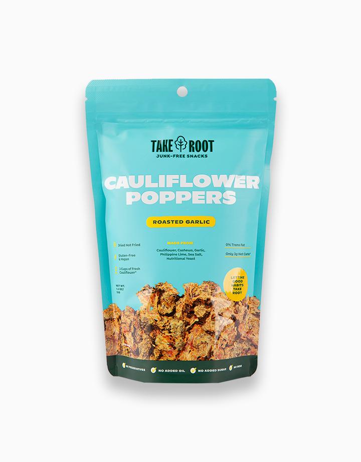Roasted Garlic Cauliflower Popper by Take Root