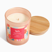 Grapefruit Soy Candle (8oz/240ml) by Happy Island