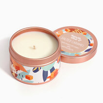 Salted Caramel Soy Candle (2oz/60ml) by Happy Island