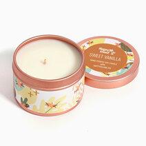 Sweet Vanilla Soy Candle (2oz/60ml) by Happy Island