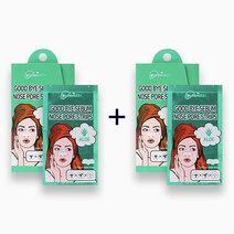 Good Bye Sebum Aloe Nose Pore Strips Pack (Buy 1, Take 1) by Purenskin Korea