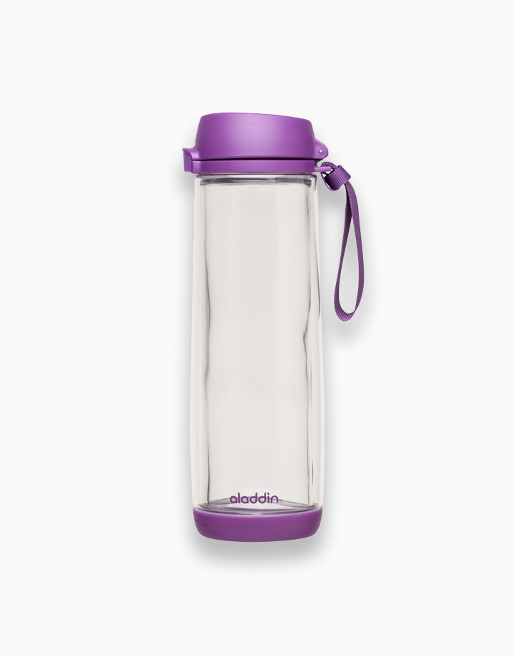 Glass-Lined Water Bottle (18 oz.) by Aladdin   Berry