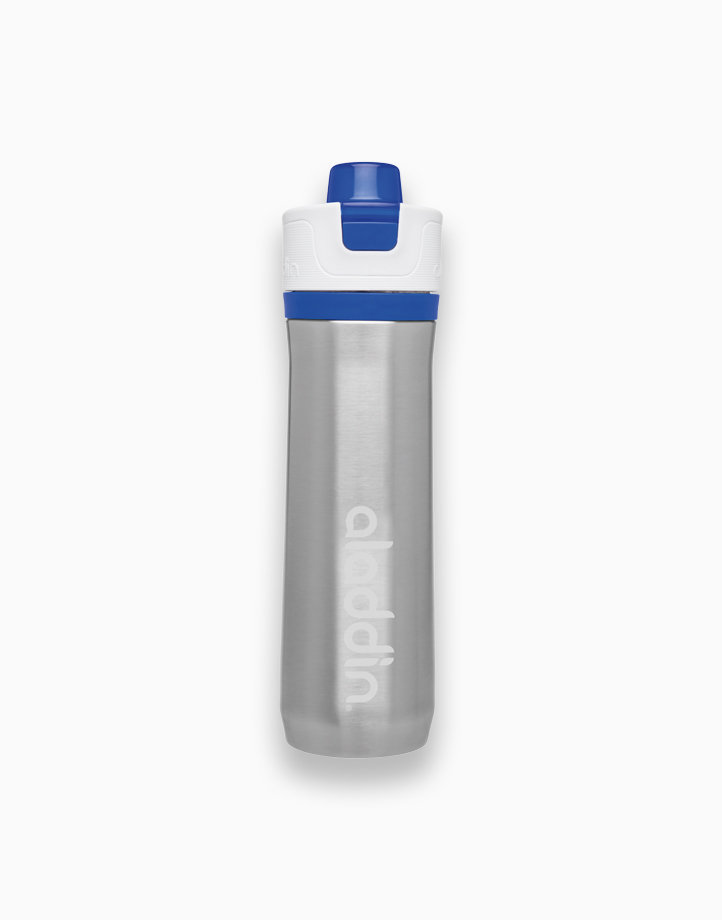 Active Hydration Bottle Stainless (Steel Blue) by Aladdin
