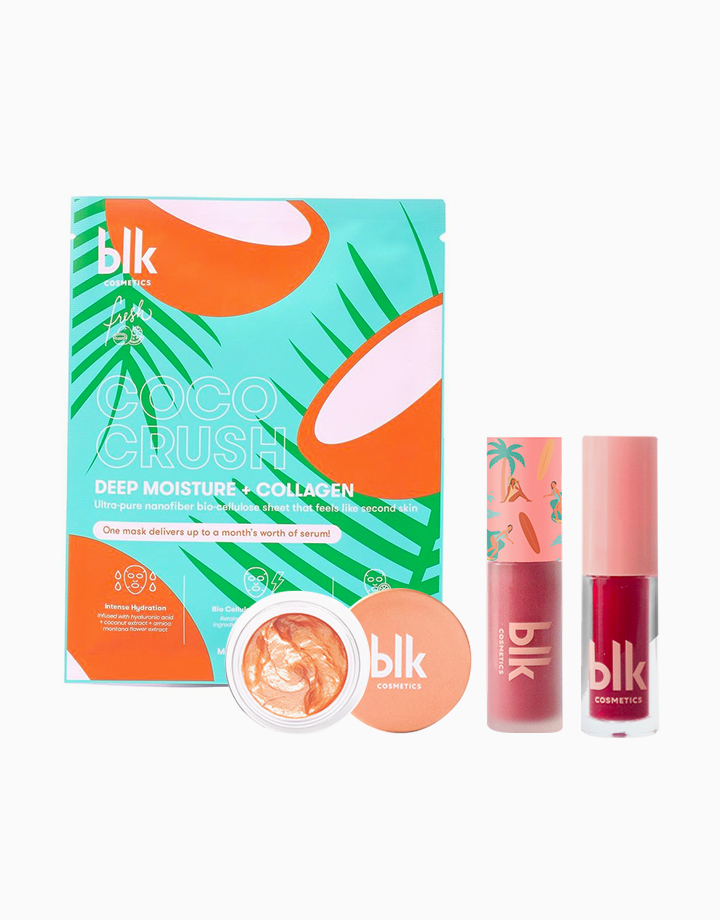 Fresh Sunkissed Palm Springs Set by BLK Cosmetics