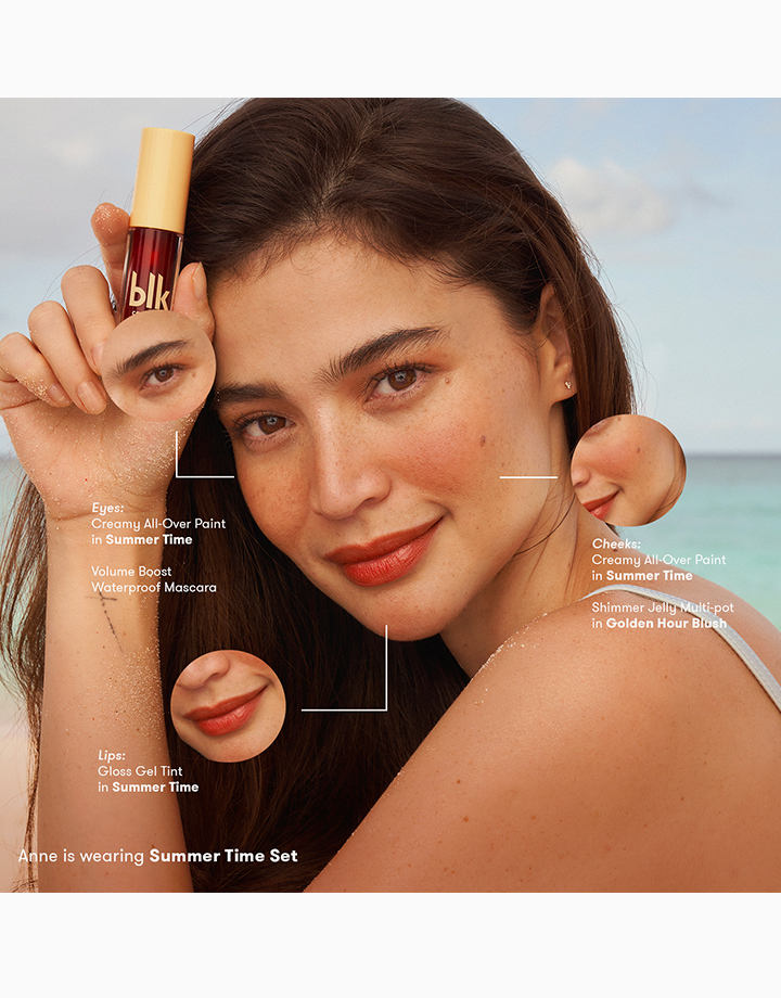 Fresh Sunkissed Summer Time Set by BLK Cosmetics