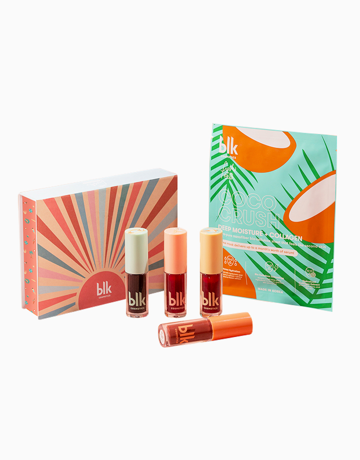 Fresh Sunkissed Tint Set by BLK Cosmetics