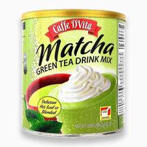 Matcha Green Tea Drink Mix (907.2g) by Cafe D' Vita