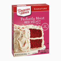 Re duncan hines perfectly moist red velvet cake mix %2815.25oz%29
