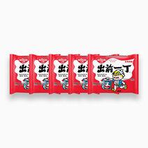 Re nissin instant noodles sesame oil flavor %28100g%29   pack of 5