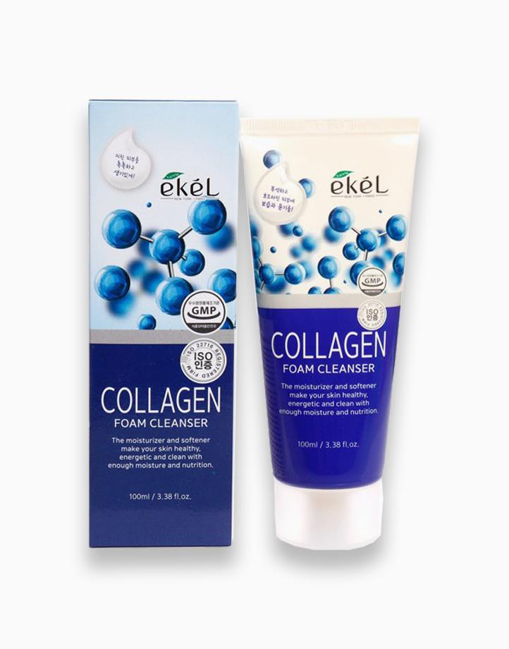 Collagen Foam Cleanser (100ml) by Ekel