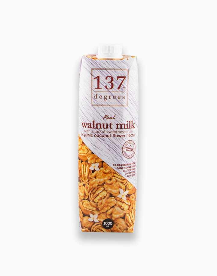 137 Degrees Walnut Milk Original Flavor (1L) by 137 Degrees