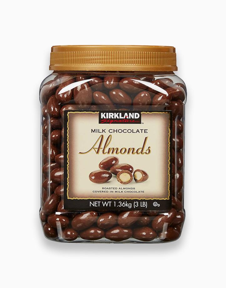 Kirkland Signature Milk Chocolate Almonds (1.36kg) by Kirkland