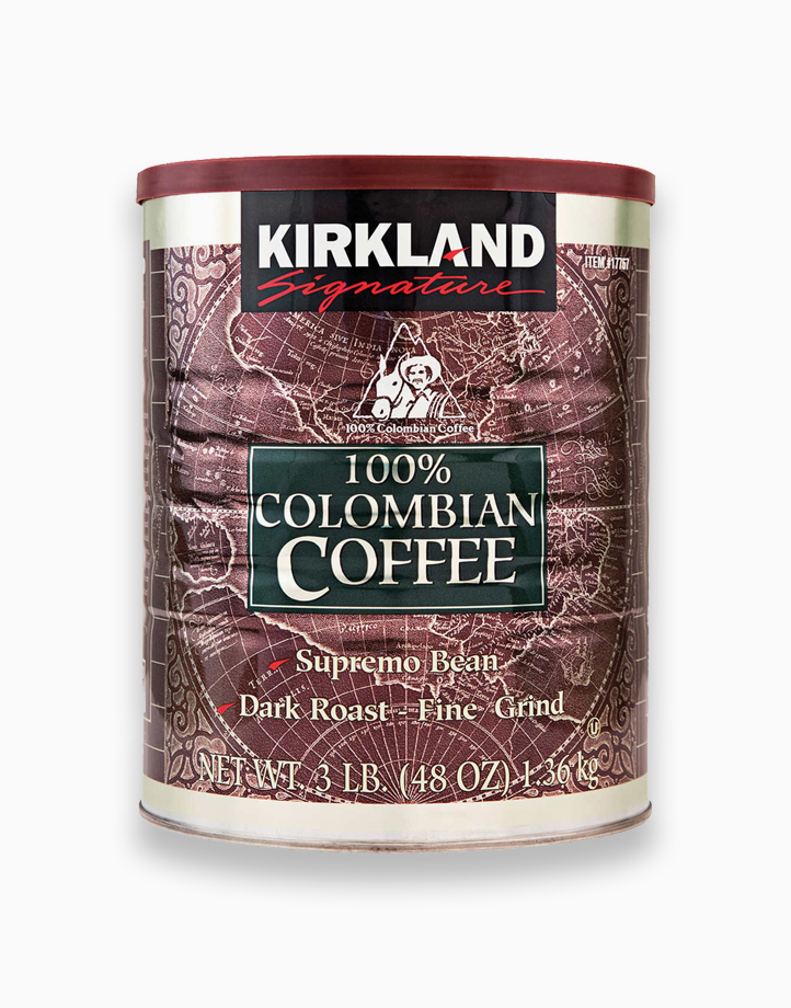 Kirkland Signature 100% Colombian Coffee (1.36kg) by Kirkland