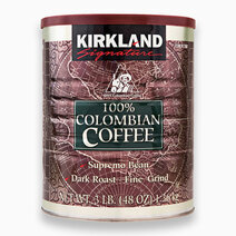 Re kirkland signature 100 colombian coffee %281.36kg%29