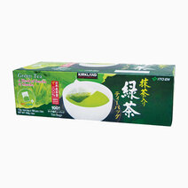Re kirkland signature japanese green tea teabags %281.5g x 100 bags%29