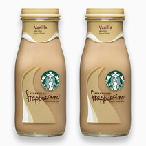 Starbucks Frappuccino Drink 281ml (Pack of 2) by Starbucks