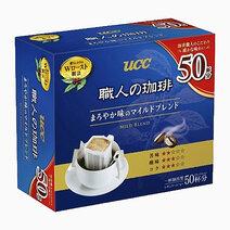 Re ucc coffee drip mild blend %287g x 50%29