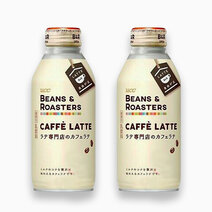 Ucc beans   roasters caffe latte 450ml %28pack of 2%29