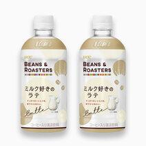 Ucc beans roasters milk latte %28450ml%29   pack of 2