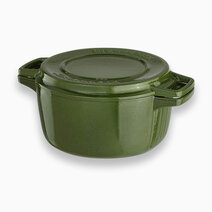 Kitchenaid 4qt professional cast iron casserole