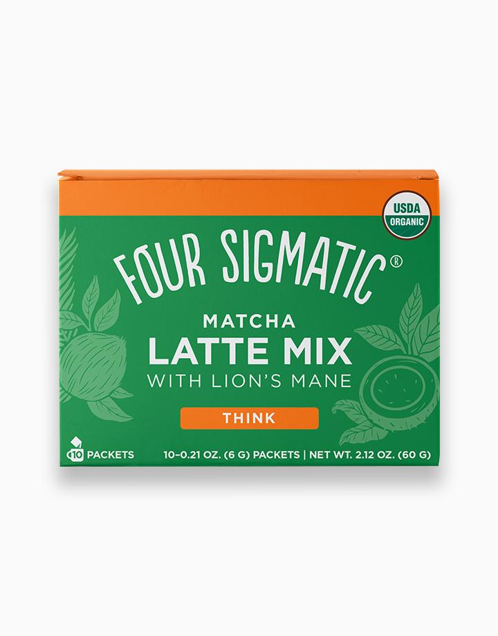 Matcha Latte Mix w/ Lion's Mane by Four Sigmatic