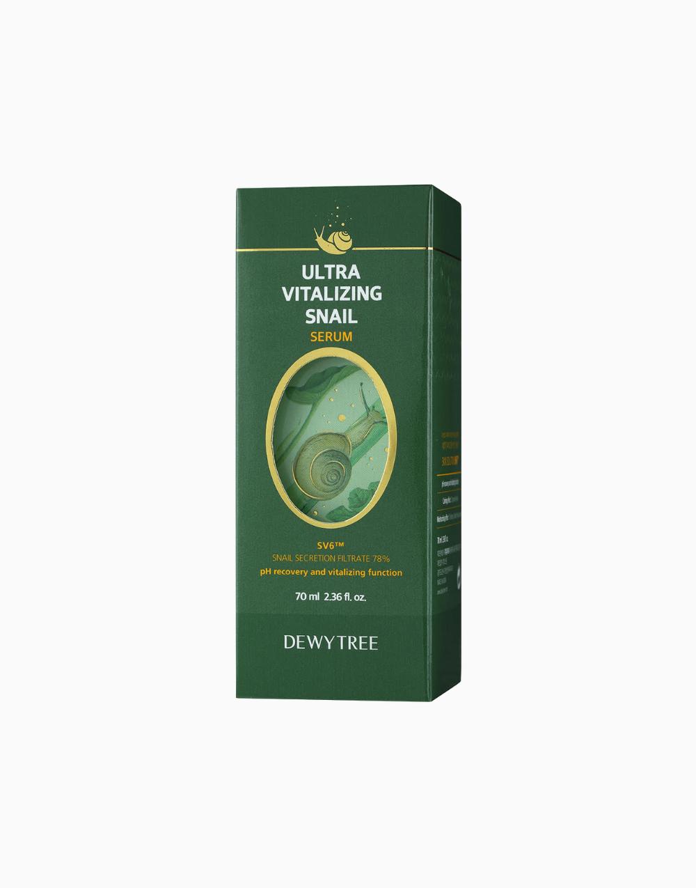 Ultra Vitalizing Snail Serum by Dewytree