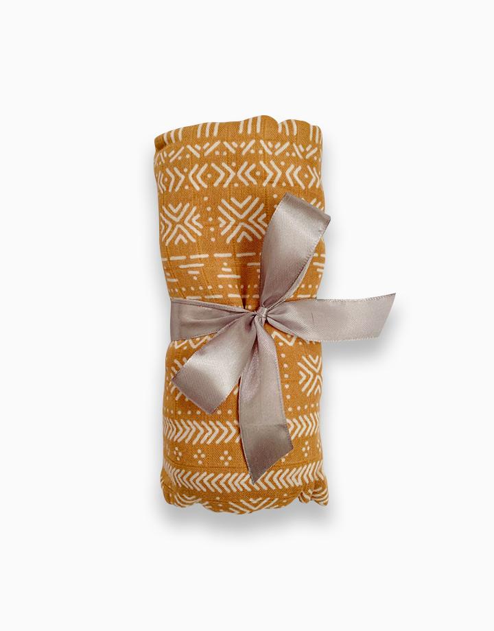 Muslin Swaddle Blanket by Jayden & Co. | Sand