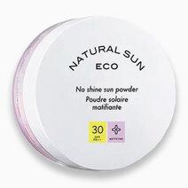 Re natural sun eco no shine sun powder spf30pa