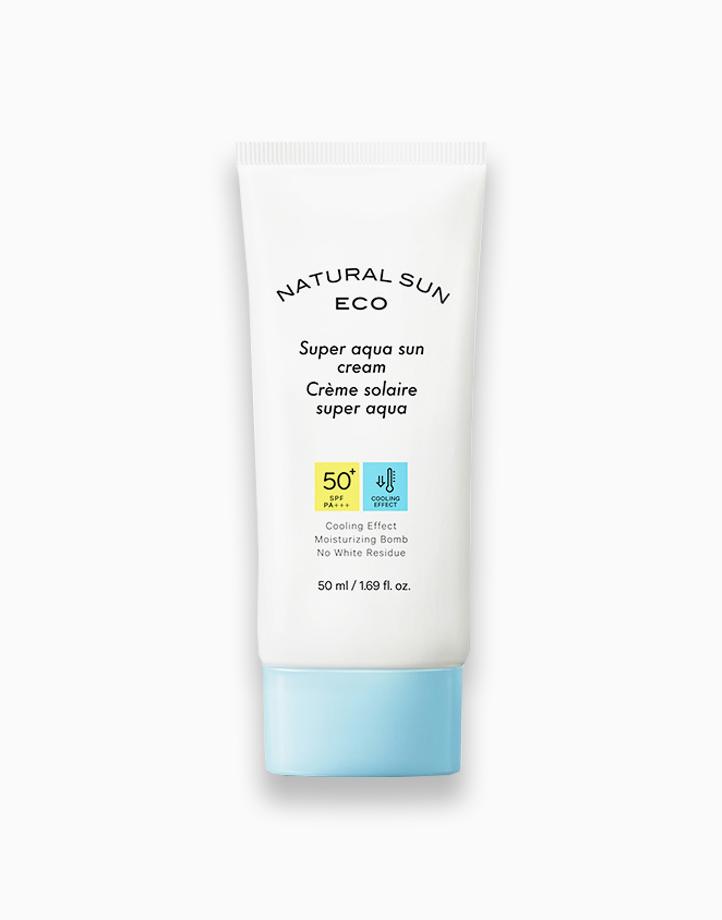 Natural Sun Eco Super Aqua Sun Cream SPF50+PA+++ by The Face Shop