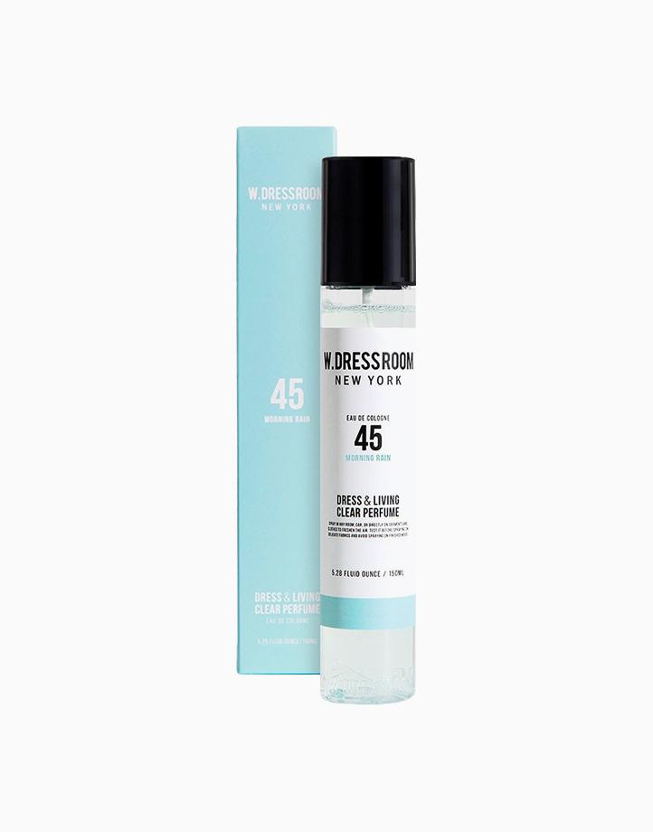 Dress & Living Clear Perfume (No. 45 Morning Rain) 150ml by W.Dressroom