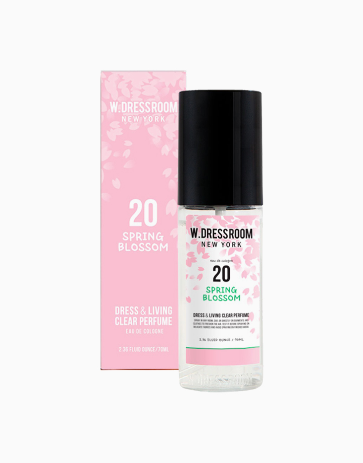Limited Edition: Dress & Living Clear Perfume (No. 20 Spring Blossom) 70ml by W.Dressroom