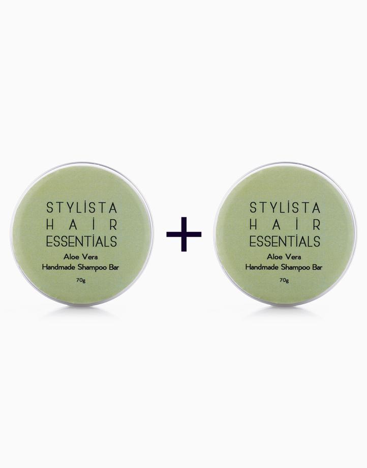 Handmade Natural Shampoo Bar in Aloe Vera (Buy 1, Take 1) by Stylista Hair Essentials