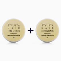 Handmade Natural Shampoo Bar in Chamomile (Buy 1, Take 1) by Stylista Hair Essentials