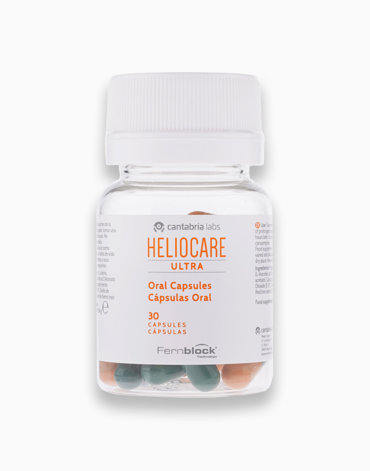 Oral Ultra Capsules (30 Capsules) by Heliocare